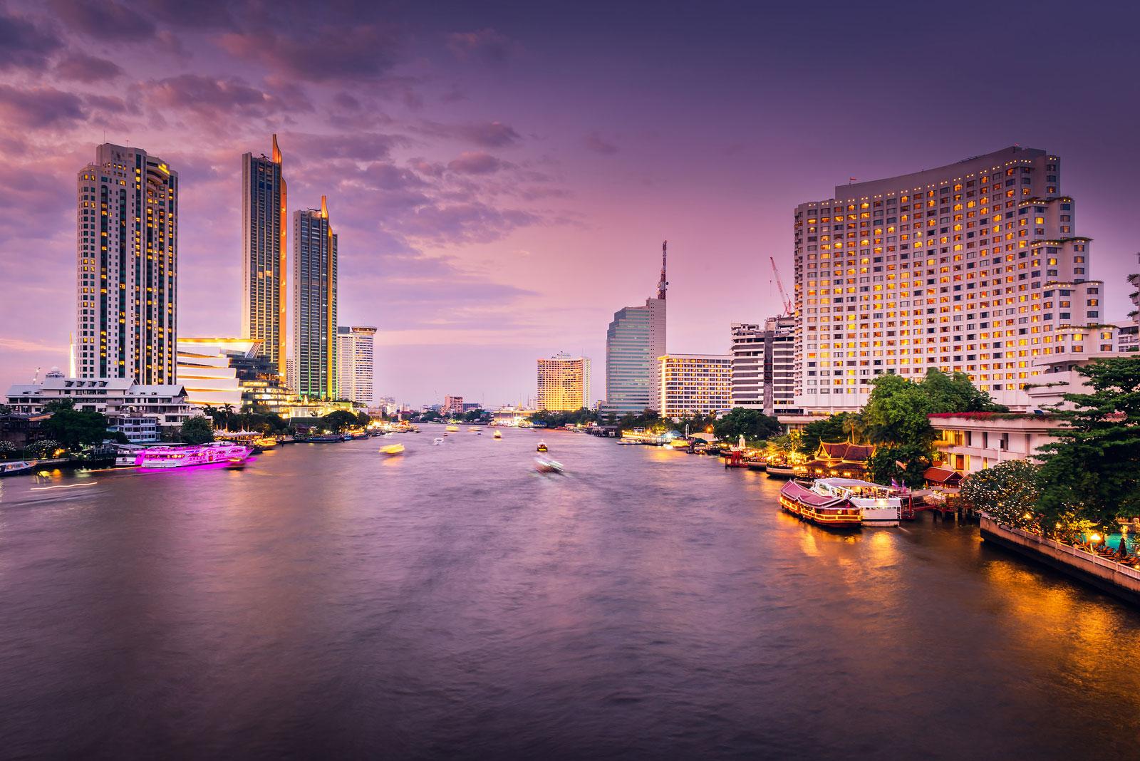 Elvebredden Bangkok